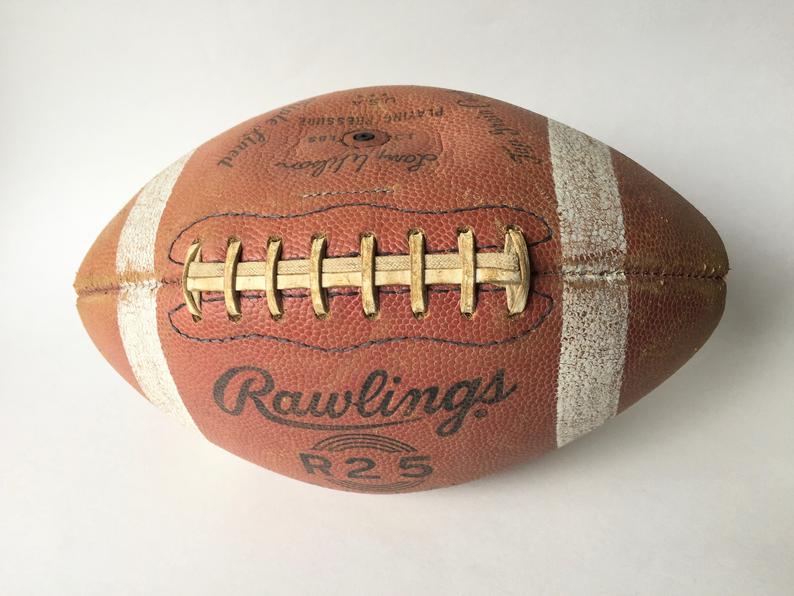 Vintage Leather Rawlings R2...