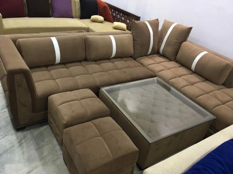 Contemporary Sofa for Livin...