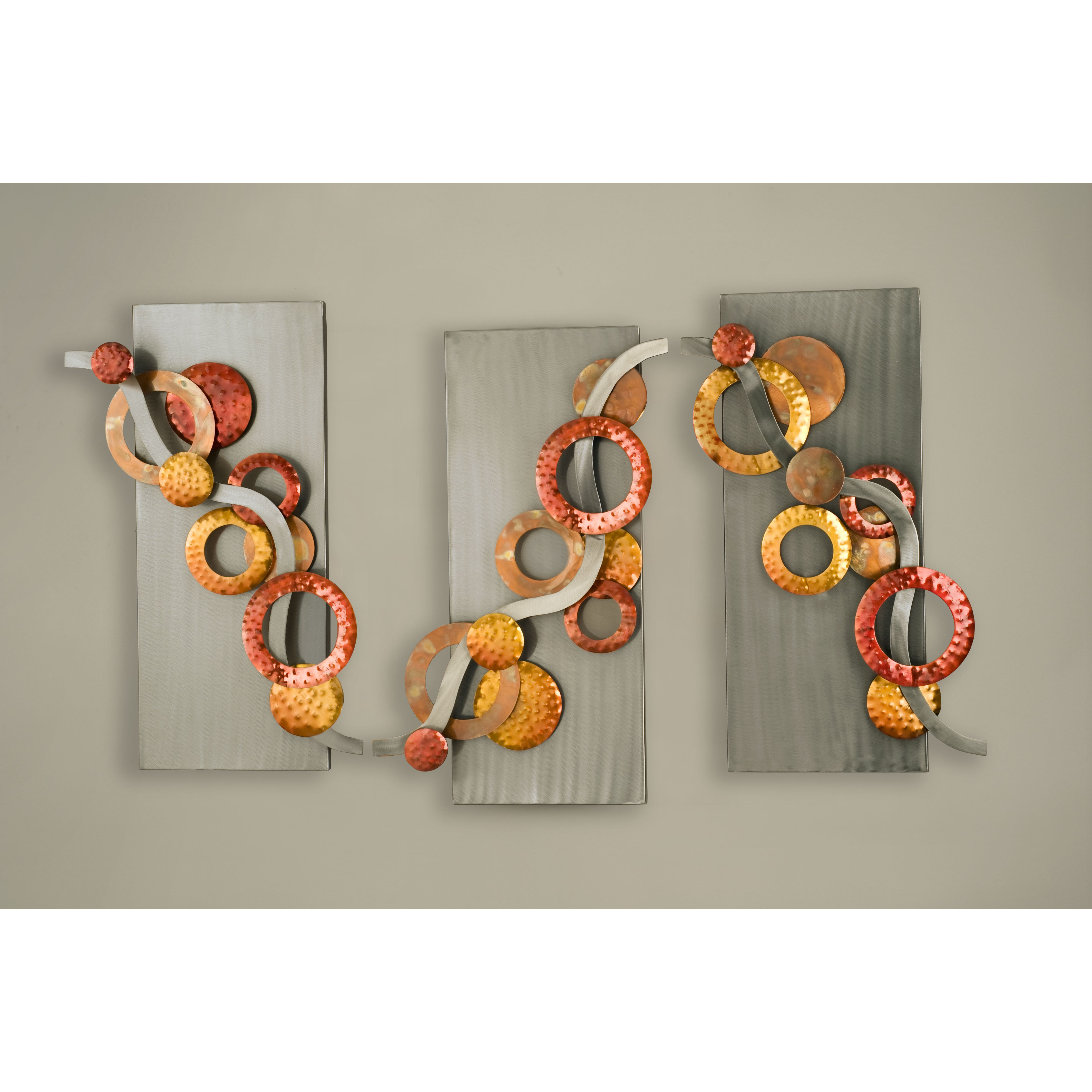 Wall Decor Set Of 3 : Wall art sets studiolx spumante set of by