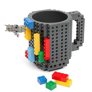ThinkGeek :: Build-On Brick...