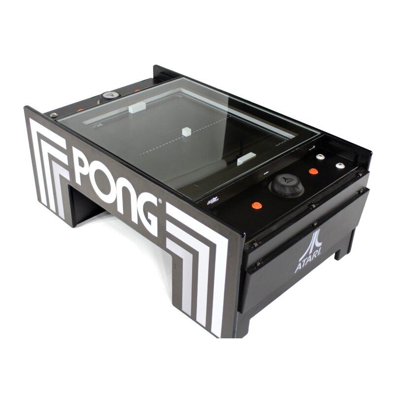 Atari Pong Coffee Table Video Arcade Game