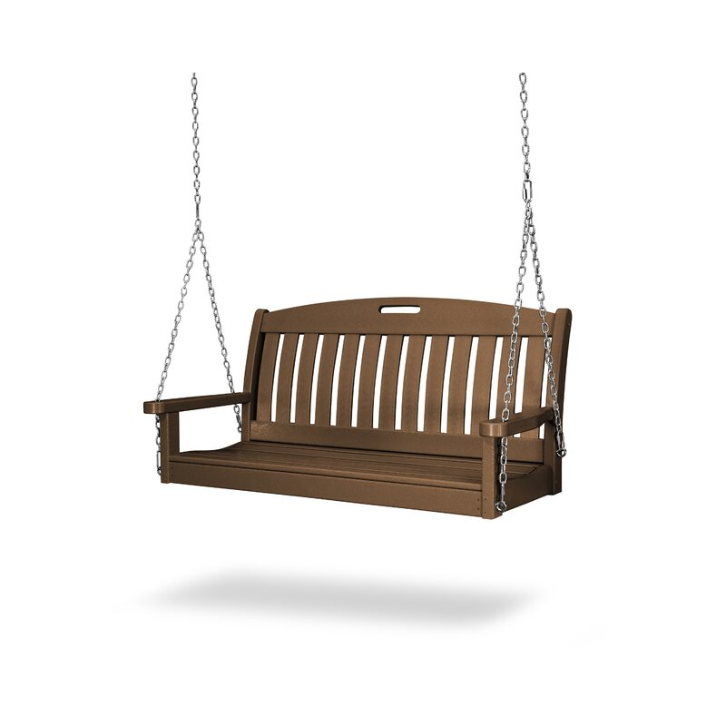 "Nautical 48"" Porch Swing"
