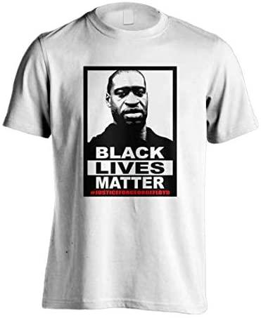 Justice for George-Floyd T Shirt | Black-Lives-Matter Shirt | Black Lives Matter T-Shirt | Justice for George Floyd | Discrimination Resist Tee I Cant Breathe