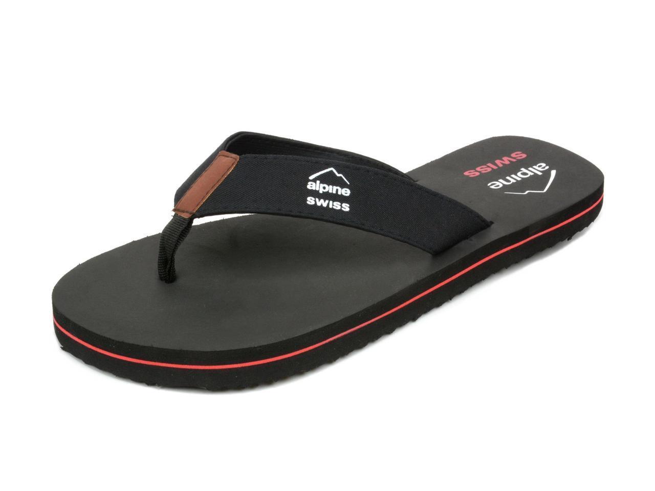 Swiss Men's Flip Flops Beac...