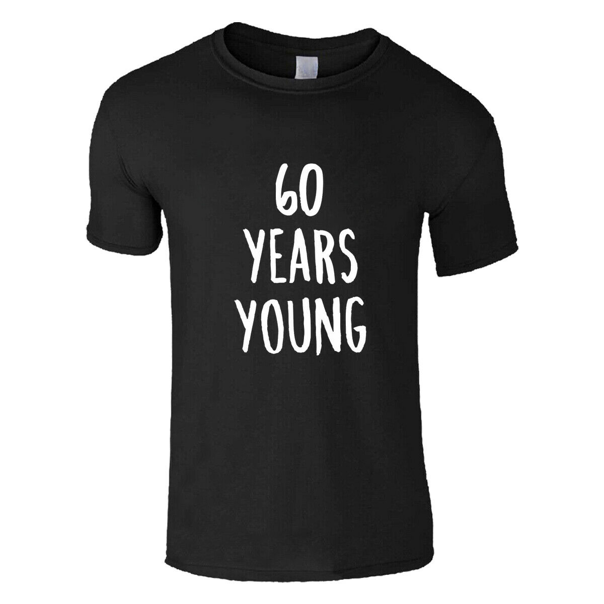 60th Birthday 60 Years Young Grandad Dad Top T-Shirt