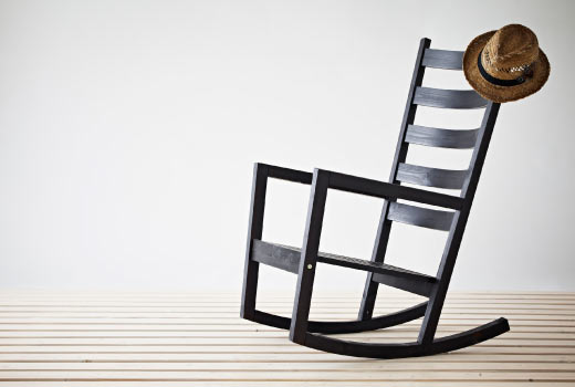 VARMDO Rocking Chair