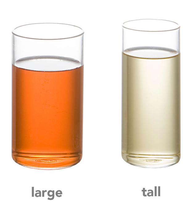 Honest Drinking Glasses