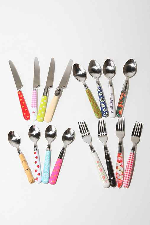 Mix and Match Cutlery - Set...