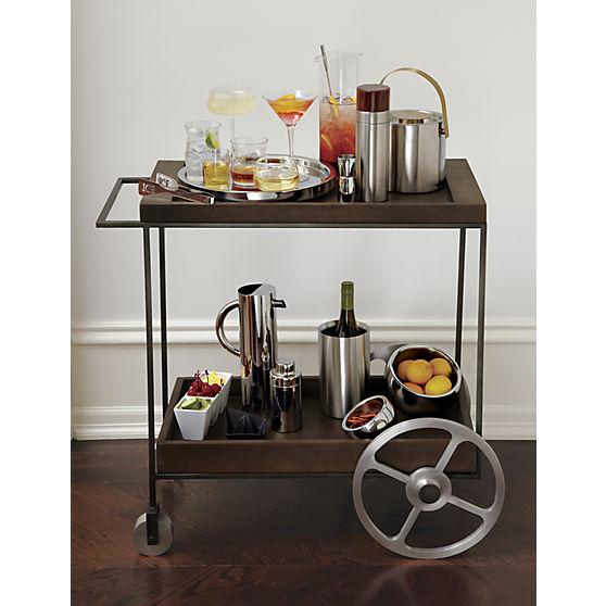 Porter Bar Cart | CB2