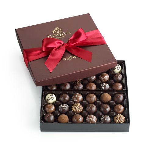 Signature Chocolate Truffle...