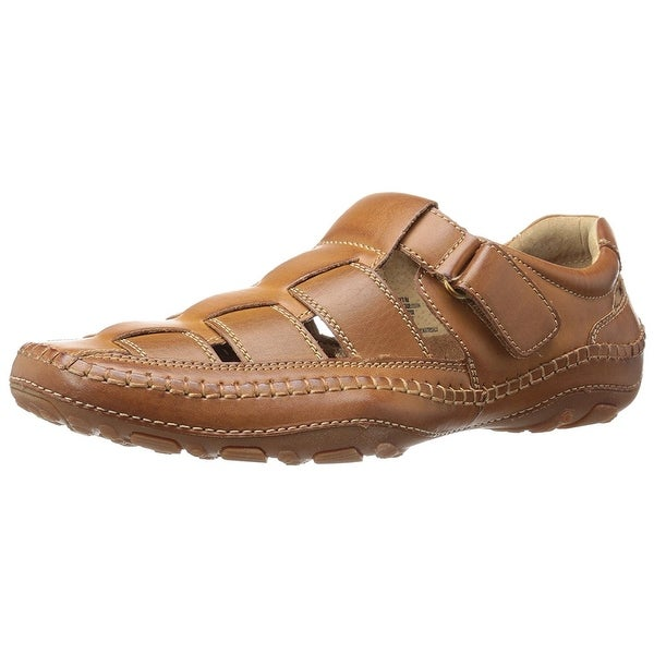 Men's Leather Lined Outdoor...