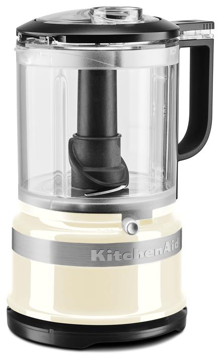 5 Cup Food Chopper with Whi...