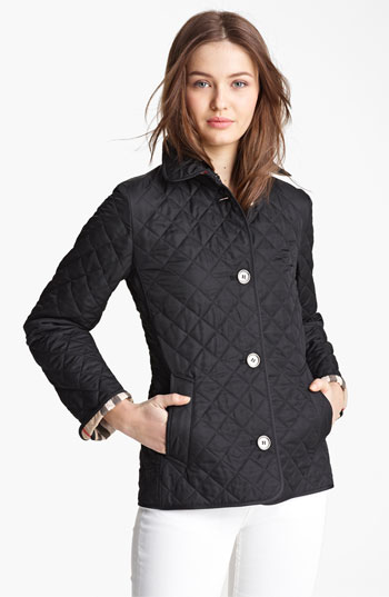 Burberry Brit 'Copford' Quilted Jacket | Nordstrom | Shoplinkz : copford quilted jacket - Adamdwight.com