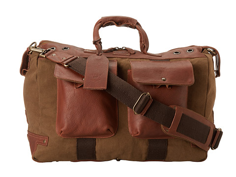 Will Leather Goods Traveler Duffle Tabac - Zappos.com