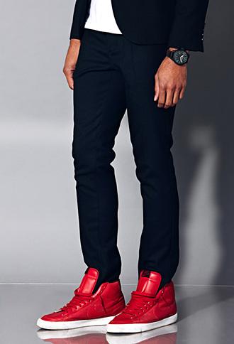Crisp Dress Pants | 21 MEN