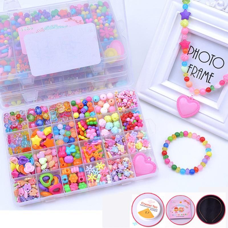 Bead set  Jewelry Making Toy