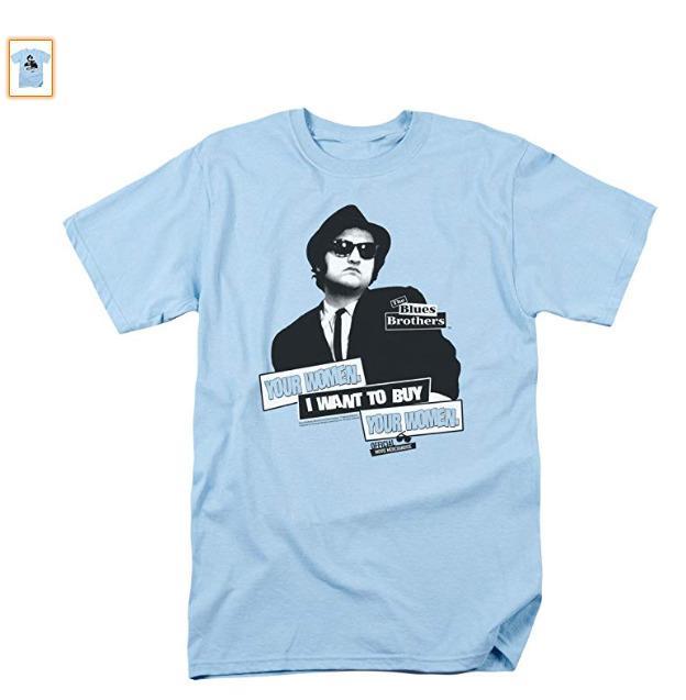 Trevco Men's Blues Brothers...