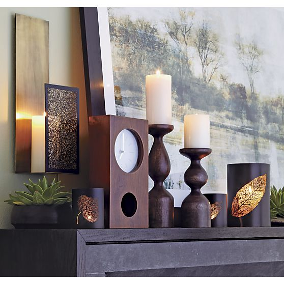 Set Of 2 Ness Sconces In Crate And Barrel