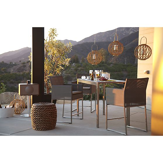 Dune High Dining Table with...