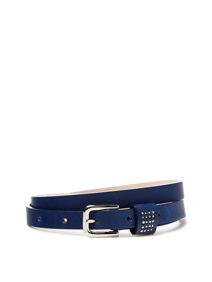 Thin Leather Belt - Paul & ...