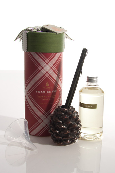 Pinecone Reed Diffuser Set ...