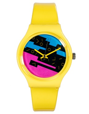 Image 1 ofASOS Watch With Aztec Face