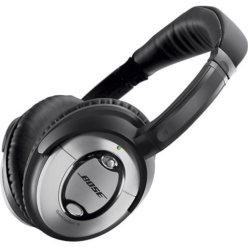 Bose® - QuietComfort® 15 Acoustic Noise Cancelling® Headphones