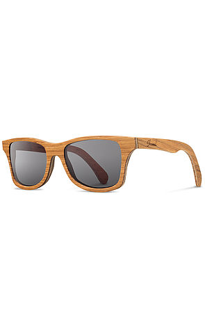 The Canby Sunglasses in Oak