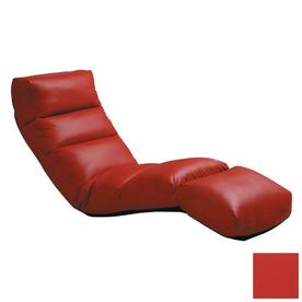 Homelegance Gamer Red Chaise