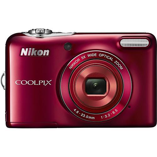 Nikon - Coolpix L30 20.0-Me...