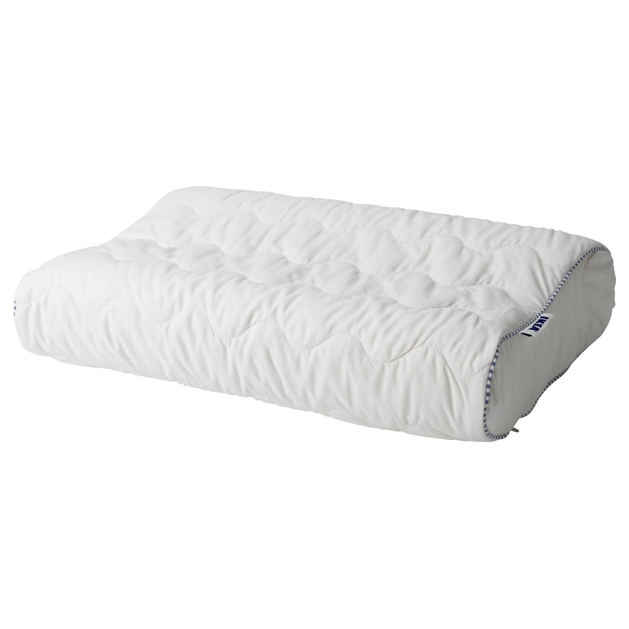 oreiller ikea GOSA HASSEL Pillow, side sleeper   IKEA | Shoplinkz, Beds  oreiller ikea