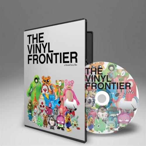 Vinyl Frontier DVD
