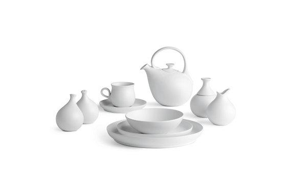 Granit 25-Piece Dinnerware Set