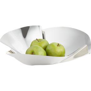 krimp silver bowl in table ...