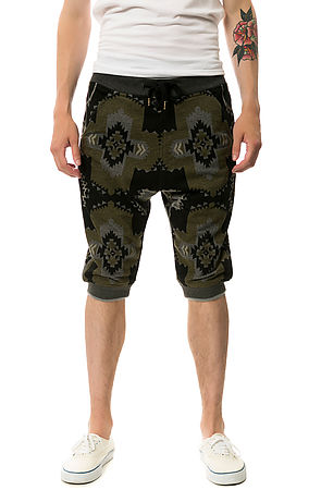 The Pattern Printed Jogger ...