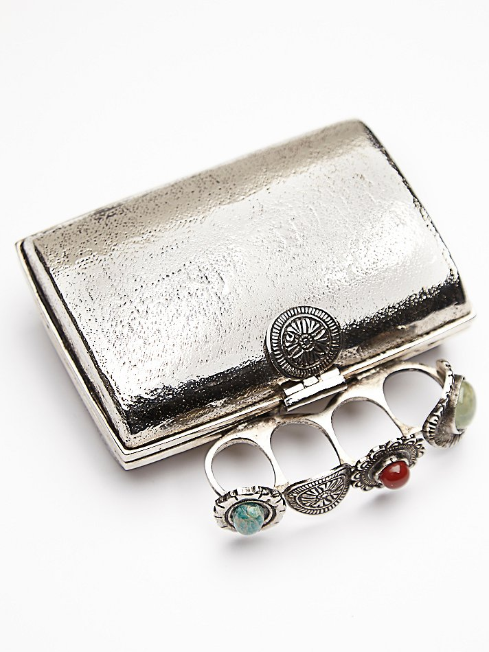 From St. Xavier Zane Clutch at Free People Clothing Boutique