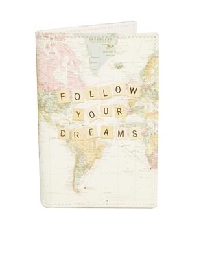 Image 1 ofASOS Passport Ho...