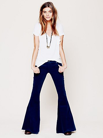 Free People - Super Flare Cord