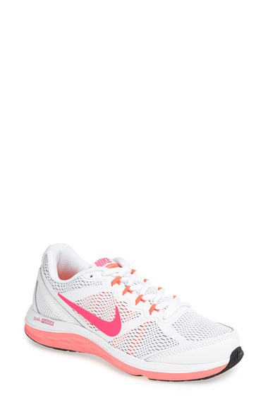 low priced 579f4 c8018 Nike  Dual Fusion 3  Running Shoe (Women)   Nordstrom