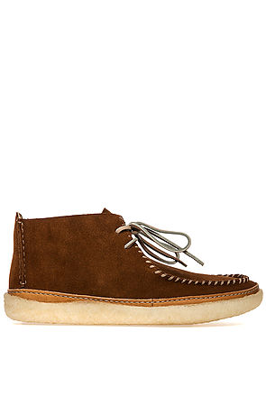 The Vulco Spear Boot in Cola