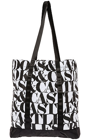 The Headliner Tote Bag in W...