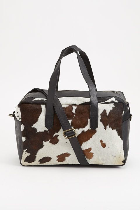 Cowhide Duffle - Of All Thr...