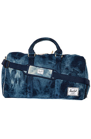 The Novel Duffle Bag in Den...