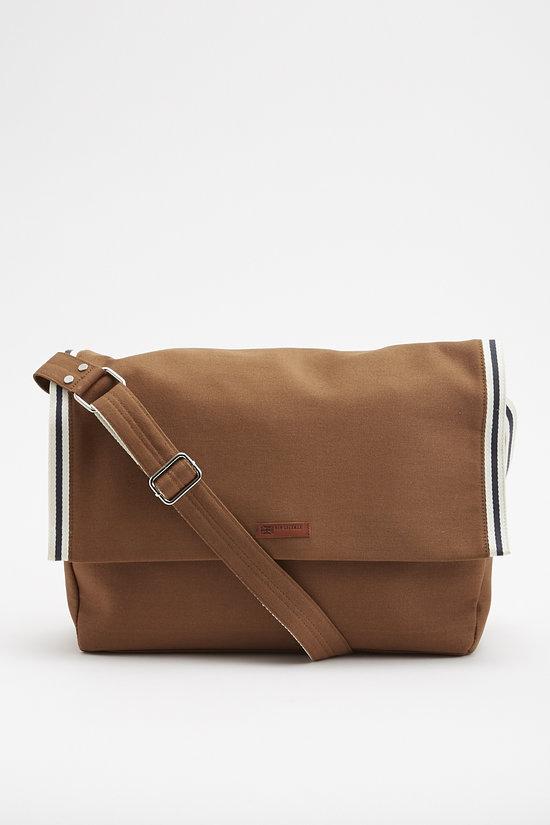 Tour Canvas Messenger Bag -...