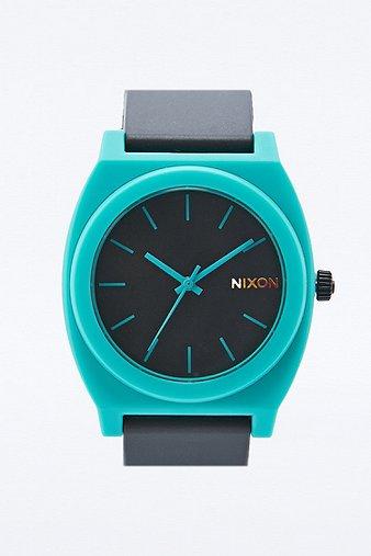 Nixon Time Teller Rubber Wa...