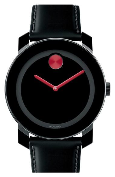 Movado 'Large Bold' Watch, ...