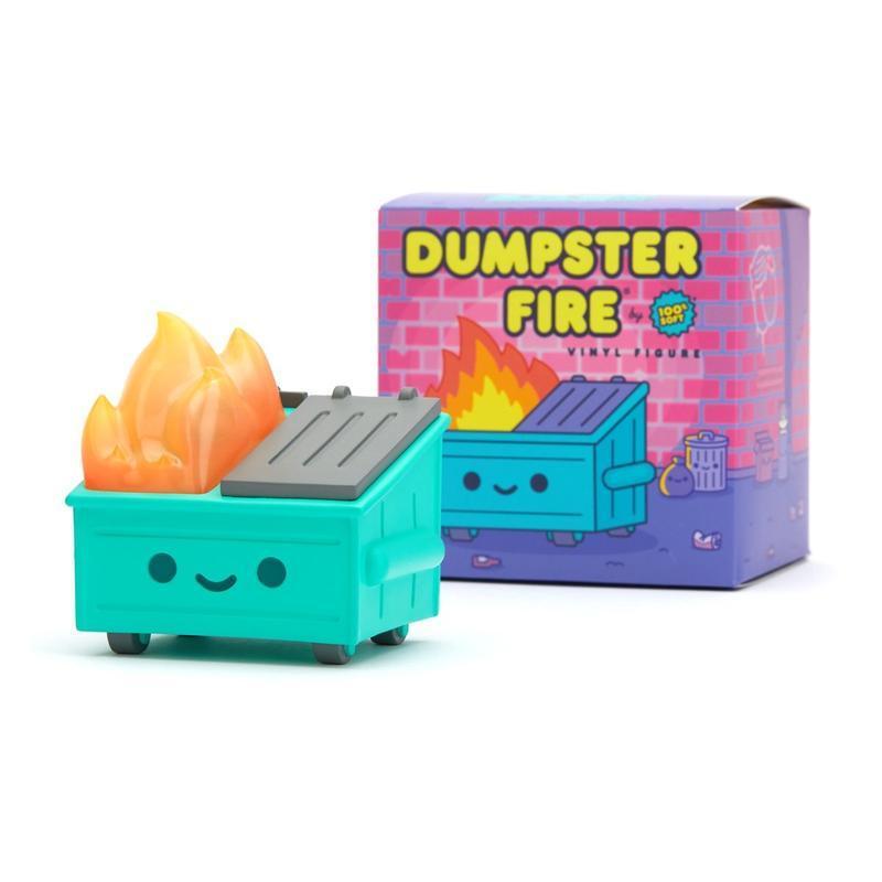 Lil Dumpster Fire Aqua Edit...