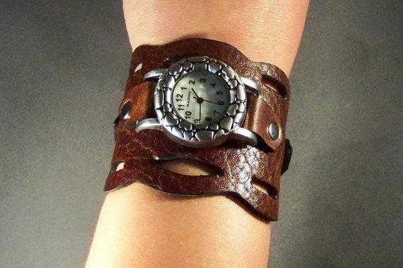 Leather Watch, Women's Watc...