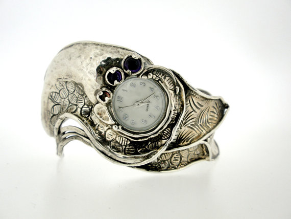 Handcrafted 925 Sterling Si...