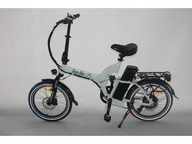 USA GB5 500 Electric Motor Power Bicycle Lithium Battery Folding Bike - FULL SUSPENSION - Newegg.com